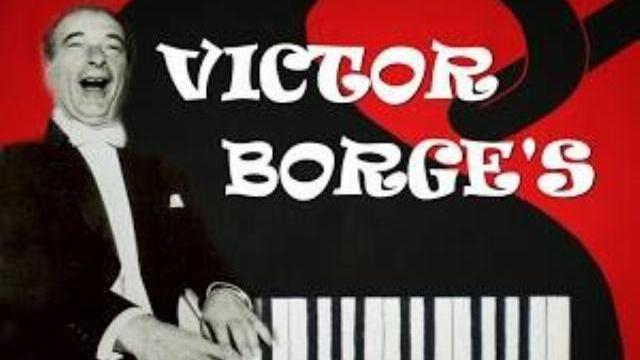 Victor Borge - mãi mãi tuyệt vời một bản nhạc cổ điển!