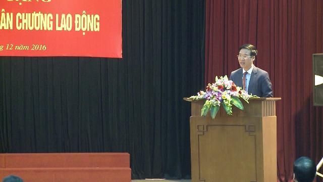 Đồng chí Võ Văn Thưởng dự triển khai nhiệm vụ năm 2017 của Ban Tuyên giáo Trung ương