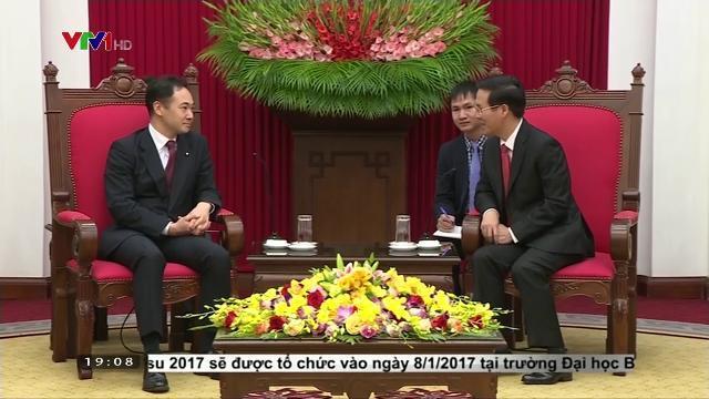 Ông Võ Văn Thưởng hội đàm tăng cường quan hệ Việt Nam Nhật Bản