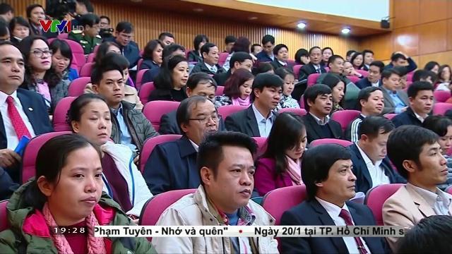 Thủ tướng Nguyễn Xuân Phúc tại hội nghị triển khai công tác y tế năm 2017