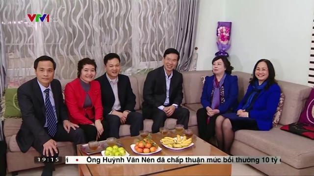 Ông Võ Văn Thưởng chúc Tết trí thức, văn nghệ sĩ tiêu biểu của Hà Nội