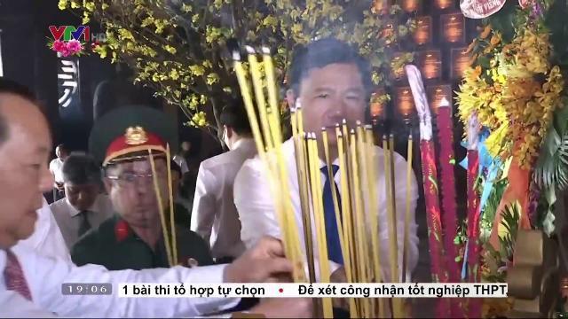 Ông Võ Văn Thưởng dự họp mặt truyền thống cách mạng Sài Gòn - Chợ Lớn - Gia Định