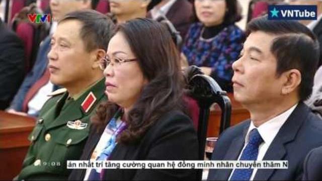 Chủ tịch nước Trần Đại Quang chỉ ra 8 nhiệm vụ trọng tâm cho ngành giáo dục