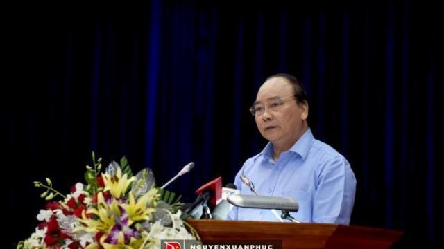 Thủ tướng Nguyễn Xuân Phúc nêu khát vọng về một công xưởng sản xuất tôm của thế giới