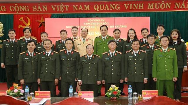 Khối các đơn vị trực thuộc Bộ trưởng ký giao ước thi đua năm 2017