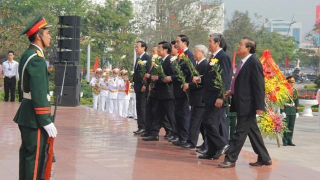 Kỷ niệm 110 năm ngày sinh Tổng bí thư Lê Duẩn