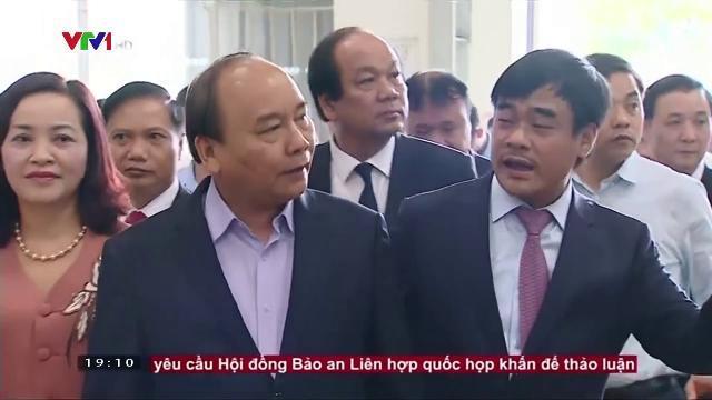Thủ tướng Nguyễn Xuân Phúc đề ra đường hướng đổi mới đối với công nghiệp ô tô