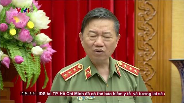 Bộ trưởng Tô Lâm yêu cầu đảm bảo an toàn dịp lễ kỷ niệm 30/4 và 1/5
