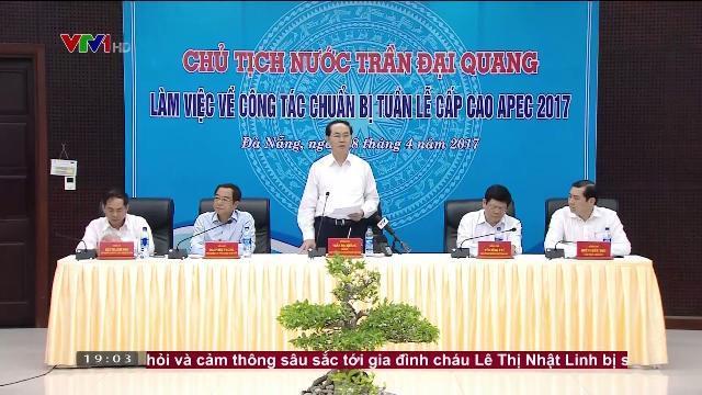 Việt Nam chuẩn bị tuần lễ cấp cao APEC 2017