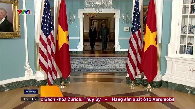 Tổng thống Donal Trump mời Thủ tướng Nguyễn Xuân Phúc thăm Hoa Kỳ