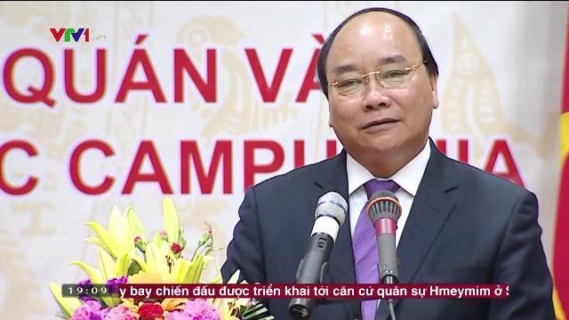 Thủ tướng Nguyễn Xuân Phúc kết thúc chuyến thăm Campuchia và Lào