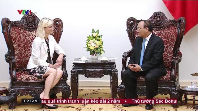 Thủ tướng Nguyễn Xuân Phúc đề nghị Đan Mạch mở rộng đầu tư và thương mại với Việt Nam