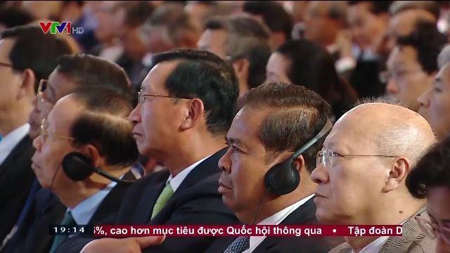 Thủ tướng Nguyễn Xuân Phúc dự diễn đàn kinh tế thế giới về ASEAN