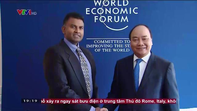 Thủ tướng Nguyễn Xuân Phúc tiếp lãnh đạo các tập đoàn