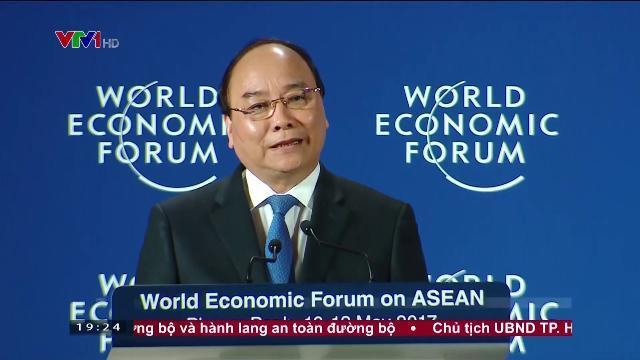 Viêt Nam là nước chủ nhà WEF về ASEAN 2018