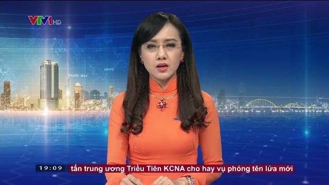 Chủ tịch nước Trần Đại Quang dự diễn đàn ' Vành đai và con đường'