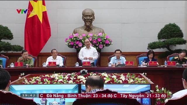 Thủ tướng Nguyễn Xuân Phúc yêu cầu nâng cao nhận thức về đảm bảo an ninh trật tự