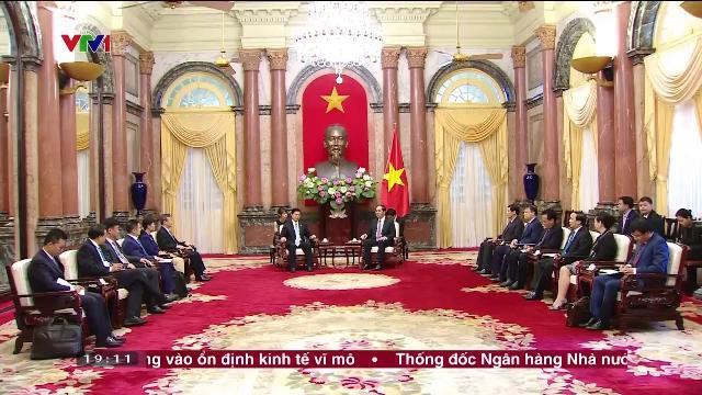 Chủ tịch nước Trần Đại Quang trao giải thưởng Hồ Chí Minh về văn học, nghệ thuật