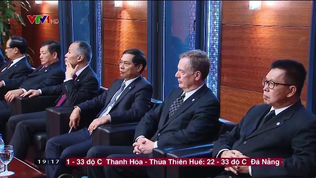 Thủ tướng Nguyễn Xuân Phúc tiếp các trưởng đoàn dự hội nghị bộ trưởng thương mại APEC