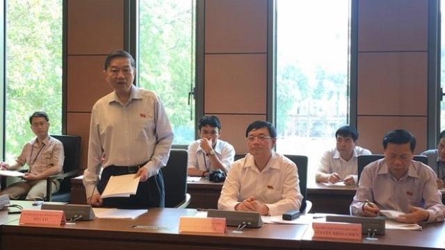 Quốc hội tăng cường giám sát việc thực thi pháp luật