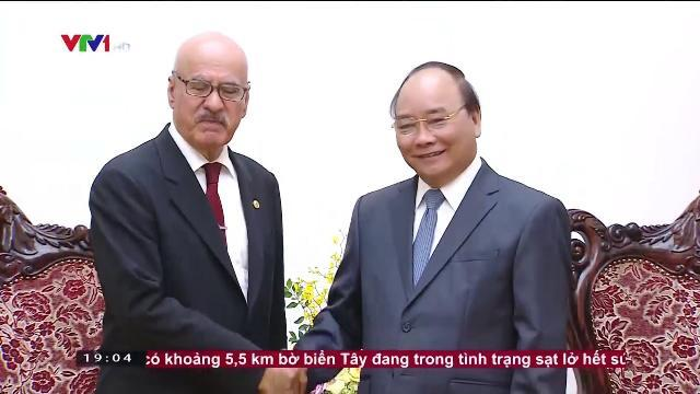 Thủ tướng Nguyễn Xuân Phúc tiếp Tổng Giám đốc Quỹ phát triển quốc tế của OPEC