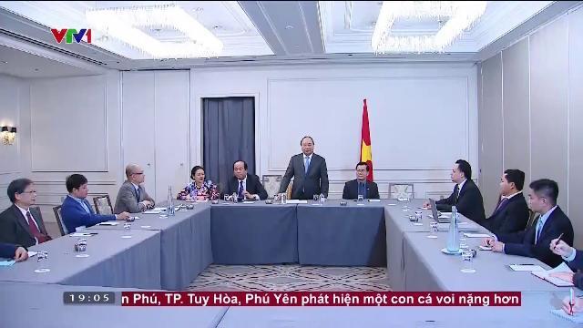 Thủ tướng Nguyễn Xuân Phúc kêu gọi kiểu bào tại Hoa Kỳ cùng xây dựng đất nước