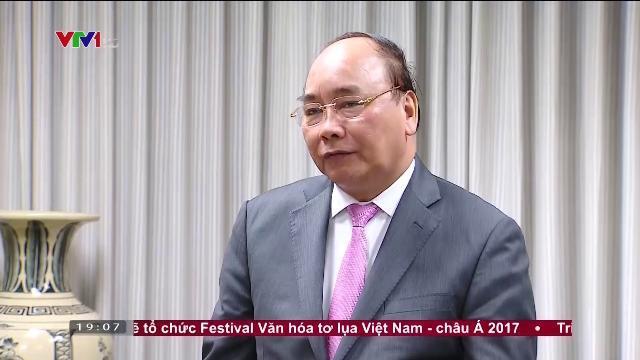 Thủ tướng Nguyễn Xuân Phúc thăm phái đoàn Việt Nam tại Liên Hợp Quốc