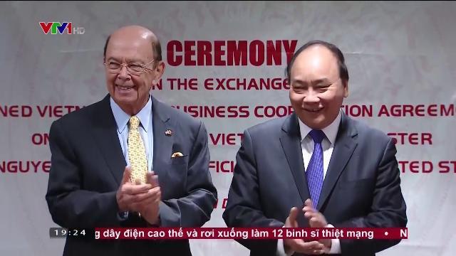 Doanh nghiệp Việt Nam và Hoa Kỳ ký các hợp đồng trị giá 10 tỷ USD