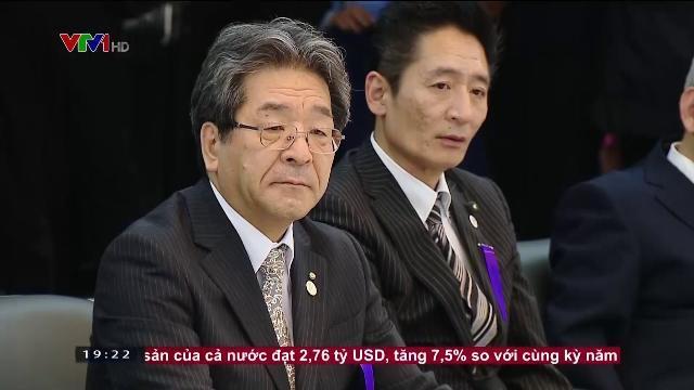 Thủ tướng Nguyễn Xuân Phúc tiếp thống đốc tỉnh Shiga