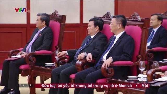 Tổng Bí thư Nguyễn Phú Trọng tiếp Chủ tịch Quốc hội Cuba