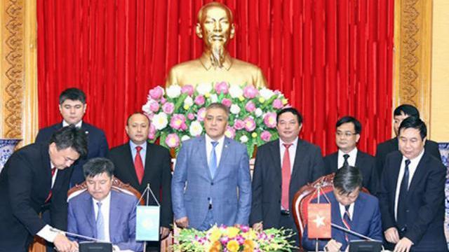 Thúc đẩy quan hệ hợp tác Việt Nam – Kazakhstan trong phòng, chống tội phạm