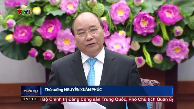 Thủ tướng Nguyễn Xuân Phúc kêu gọi báo chí hãy đồng hành cùng doanh nghiệp