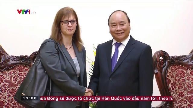 Thủ tướng Nguyễn Xuân Phúc tiếp đại sứ Israel