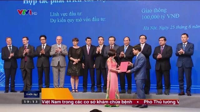 Thủ tướng Nguyễn Xuân Phúc huy động vốn tư nhân để xây dựng hạ tầng giao thông Hà Nội