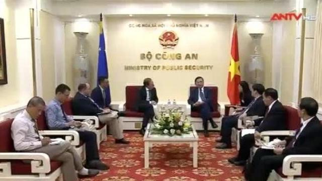 Tăng cường quan hệ hợp tác giữa Việt Nam – EU