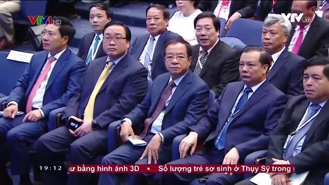 Chủ tịch nước Trần Đại Quang dự tọa đàm kinh tế Việt Nam Liên bang Nga