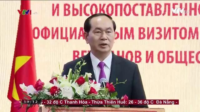 Xung lực mới cho quan hệ giữa Việt Nam với Nga và Belarus