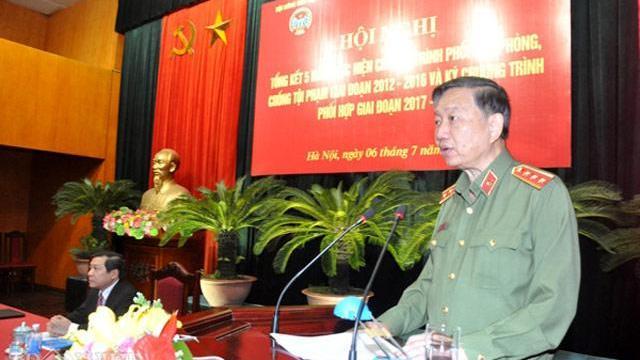 Hội Nông dân Việt Nam và Bộ Công an phối hợp chặt chẽ phòng