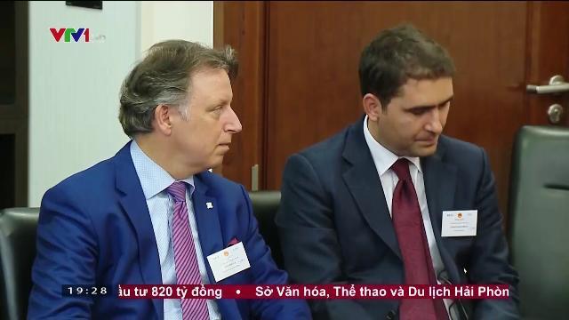 Thủ tướng Nguyễn Xuân Phúc tiếp lãnh đạo các tập đoàn Đức
