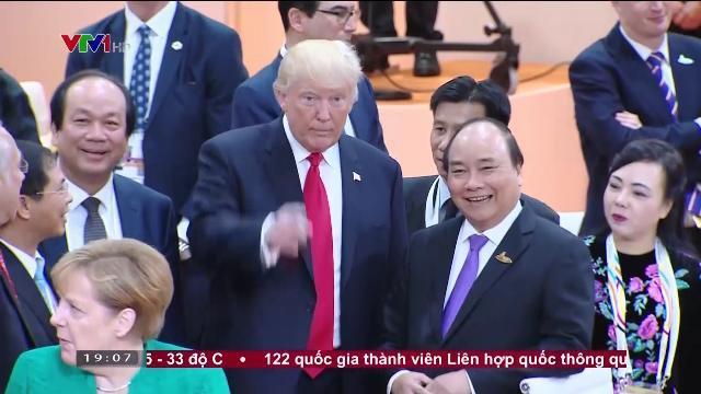 Thủ tướng Nguyễn Xuân Phúc thảo luận về quan hệ với Châu Phi tại G20