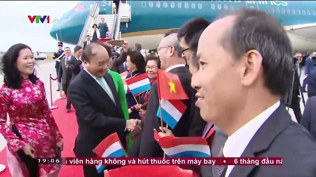 Thủ tướng Nguyễn Xuân Phúc thăm và làm việc chính thức tại Hà Lan