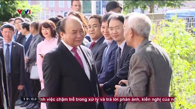Thủ tướng Nguyễn Xuân Phúc dự khai trương trụ sở Đại sứ quán Việt Nam tại Hà Lan