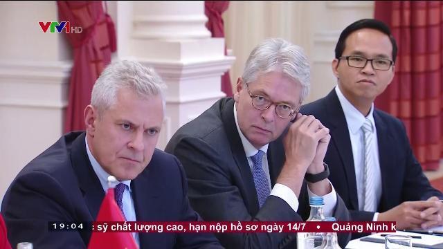 Thủ tướng Nguyễn Xuân Phúc tiếp liên minh doanh nghiệp Châu Âu ASEAN