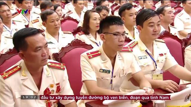 Chủ tịch nước Trần Đại Quang yêu cầu đẩy mạnh trấn áp, truy nã các loại tội phạm