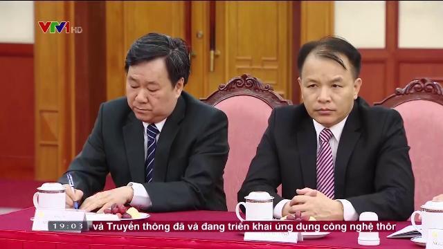 Tổng bí thư Nguyễn Phú Trọng tiếp các trưởng cơ quan đại diện Việt Nam ở nước ngoài