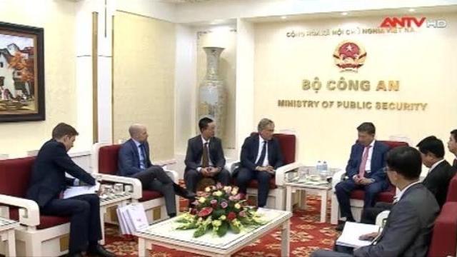 Bộ trưởng Tô Lâm tiếp Chủ tịch Viện nghiên cứu Malik, Thụy Sỹ