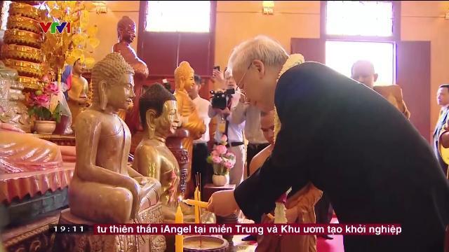 Tăng cường tình hữu nghị nhân dân Việt Nam Campuchia