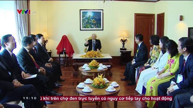 Tăng cường hữu nghị giữa các địa phương Việt Nam Campuchia