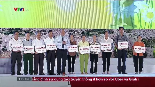 Thủ tướng Nguyễn Xuân Phúc dự lễ tri ân các liệt sỹ ở ngã ba Đồng Lộc