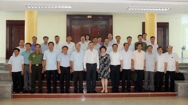 Giám sát việc phòng chống tham nhũng tại Thái Bình